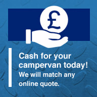 Cash for your campervan today!
