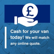 Cash for your van today!